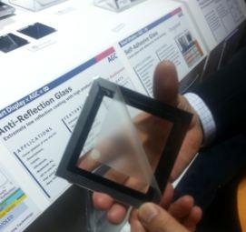 AGC self adhesive