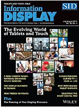 Information Display July Aug 14 cover
