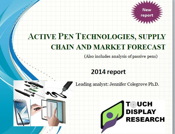 active pen report cover