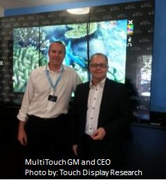 Multitouch CEO GM with TDR