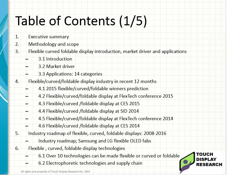 flexible report 2015 TOC1
