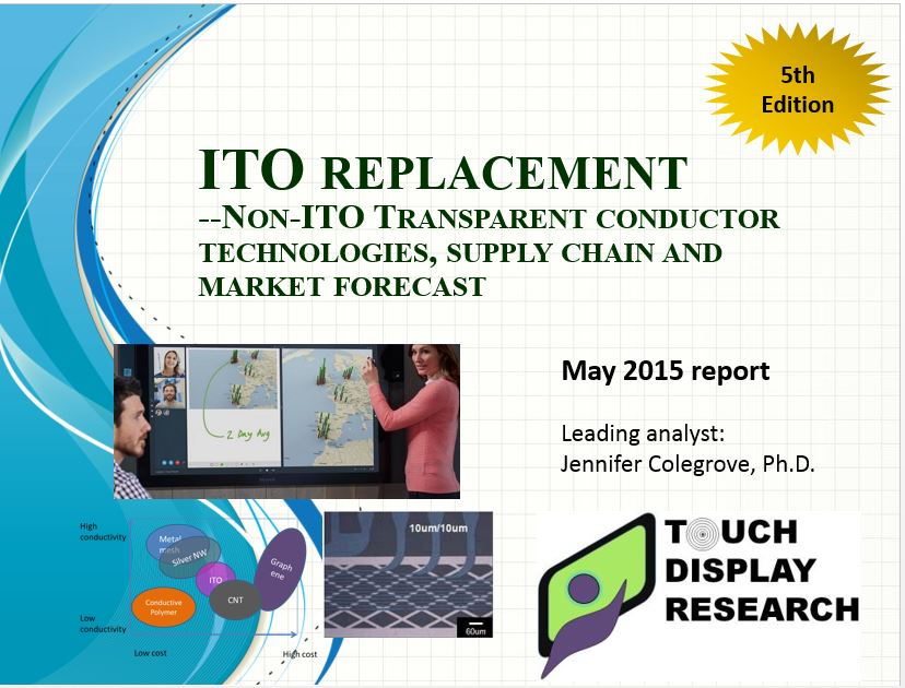 ITO replacement 5th edition cover