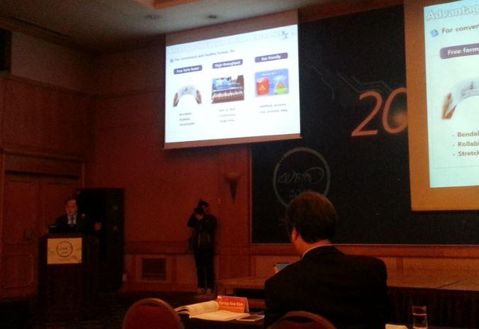 IWFPE Samsung Keynote