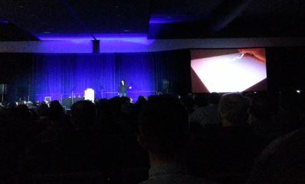 Microsft Steve keynote SID 2016