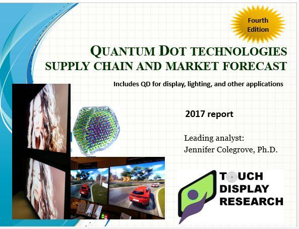 quantum dot 2017 cover