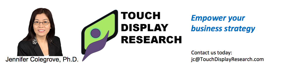 Touch Display Research, Inc.