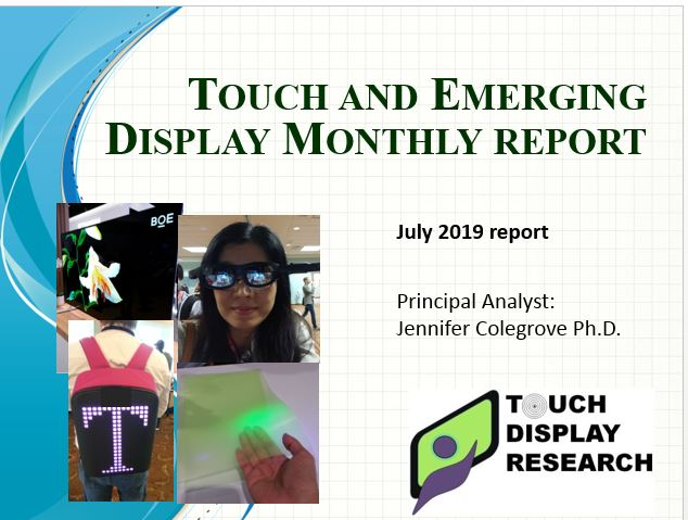 Welcome to Touch Display Research - Touch Display Research, Inc